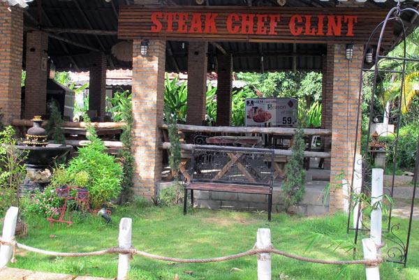 Steak Chef Clint