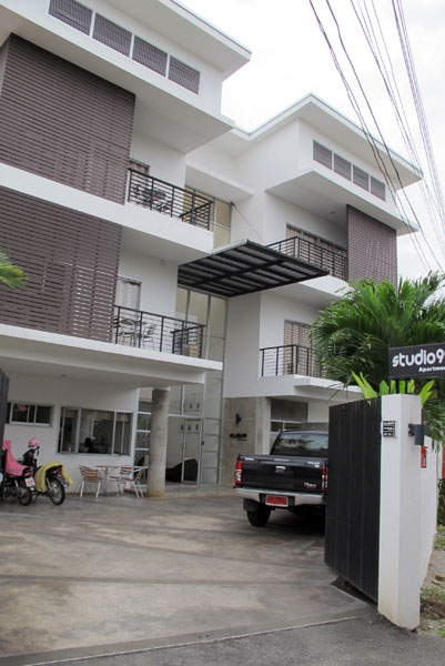 Studio99 Serviced Apartment