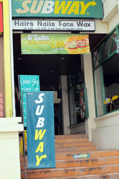 Subway (Pavilion Night Bazaar Branch)