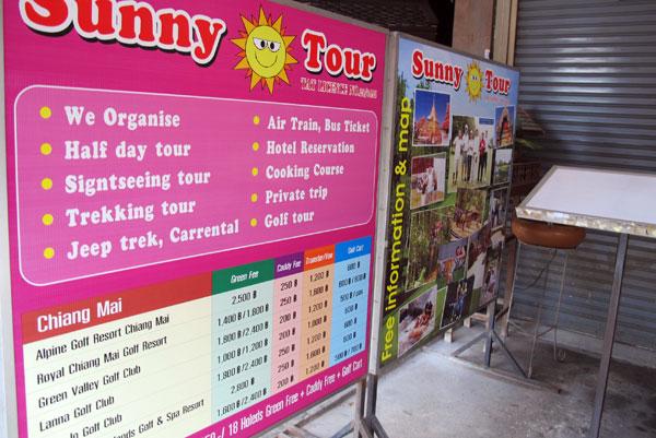 Sunny Tour
