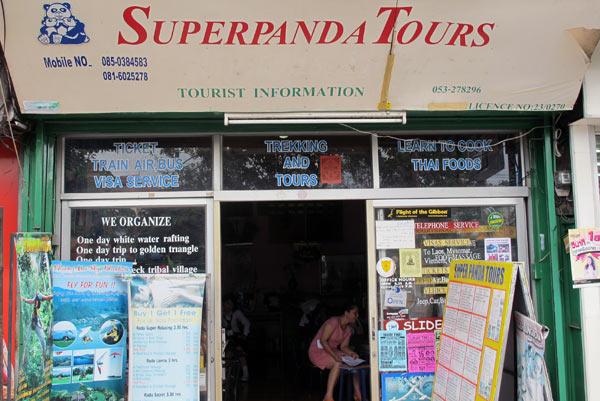Super Panda Tours