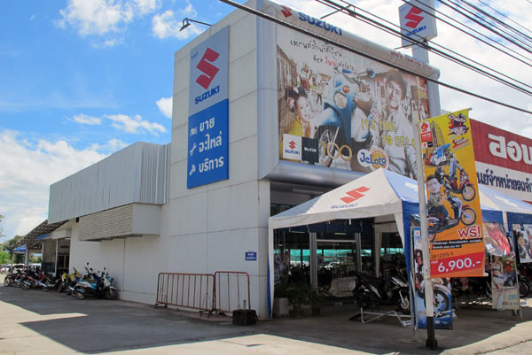 Suzuki (Chotana Rd)