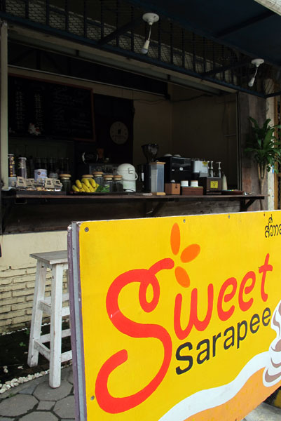 Sweet Sarapee Coffee