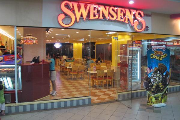 Swensens @Kad Suan Kaew