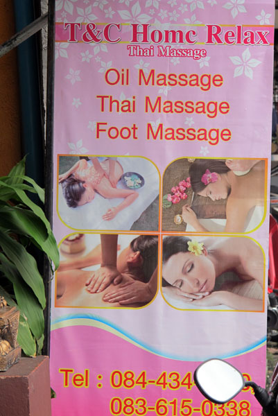 T&C Home Relax Thai Massage