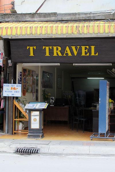 T Travel