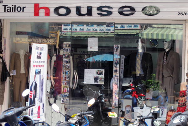 Tailor House (Ratvithi Rd)