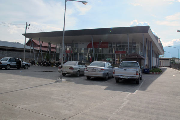 Talat Kam Tieng Post Office