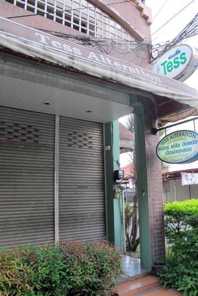 Tess Alteration @Chiang Mai Land
