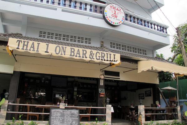 Thai 1 On Bar & Grill