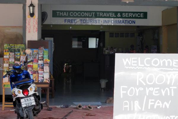Thai Coconut Travel & Service