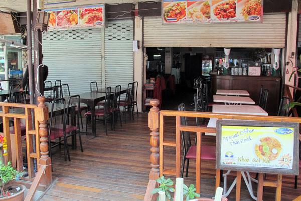 Thai European Food & Bar @Anusarn Market