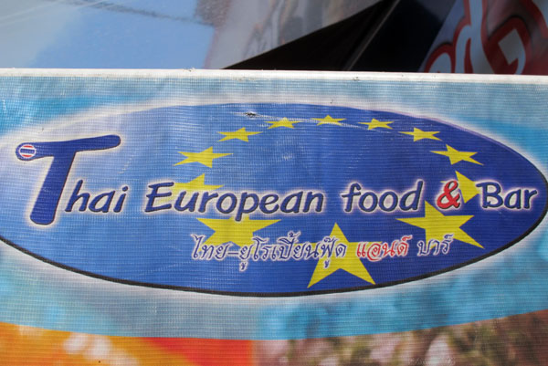 Thai European Food & Bar @Anusarn Market