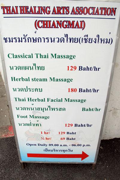 Thai Healing Arts Association