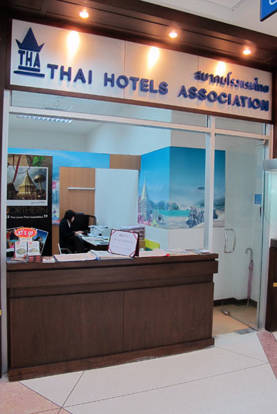 Thai Hotels Association @Chiang Mai Airport