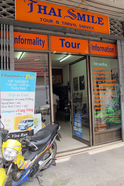 Thai Smile Tour & Travel Service