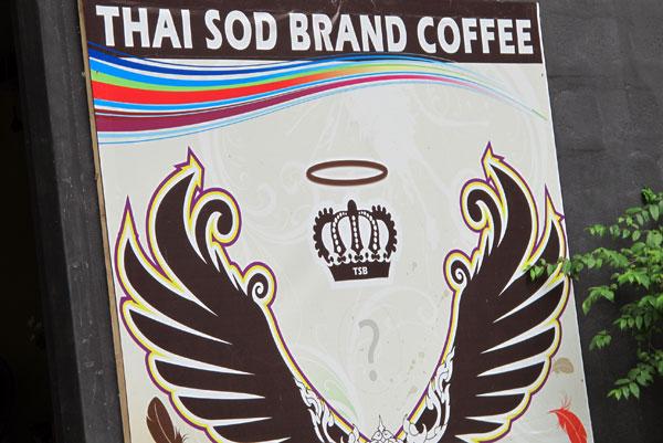 Thai Sod Brand Coffee