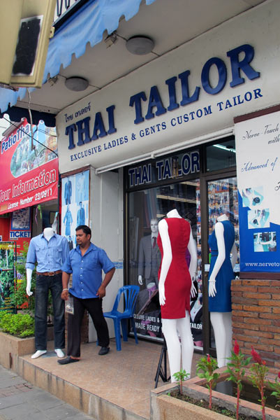 Thai Tailor (Ratchadamnoen Rd)