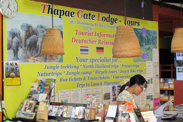 Thapae Gate Lodge Travel Agency