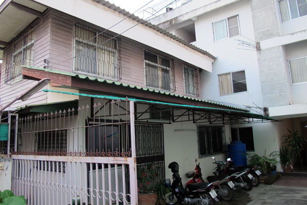 Thapae Guesthouse