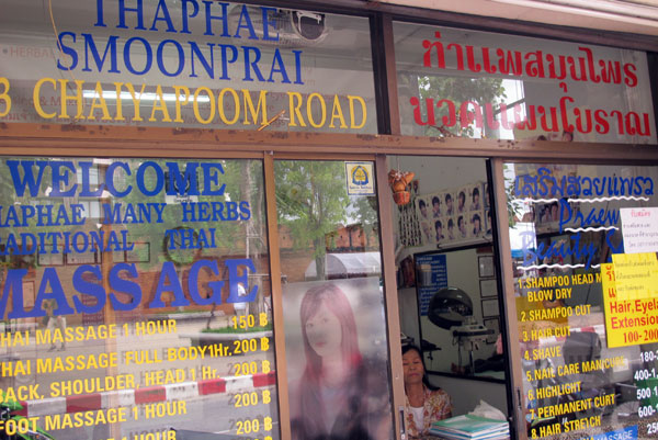 Thaphae Smoonprai Massage