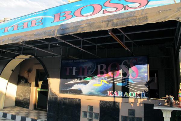 The Boss Karaoke @Chiang Mai Land