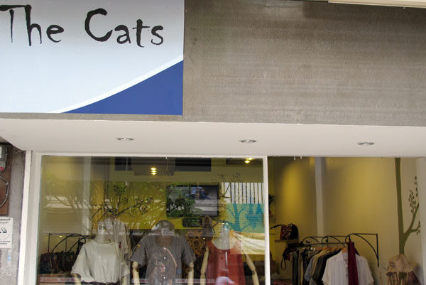 The Cats Clothes Shop