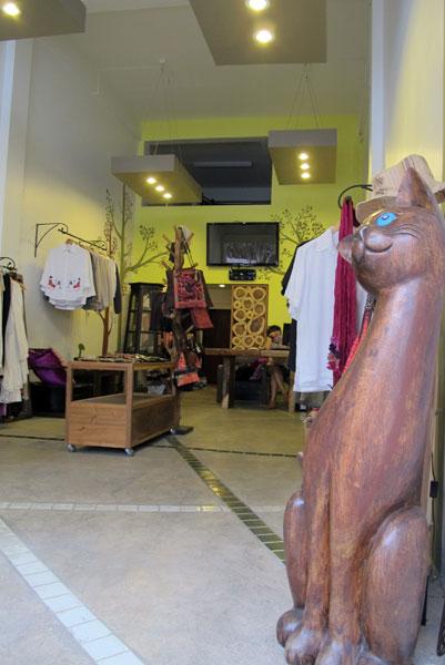 The Cats Clothes Shop