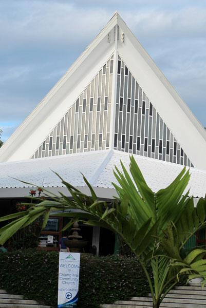 The Chiang Mai First Church