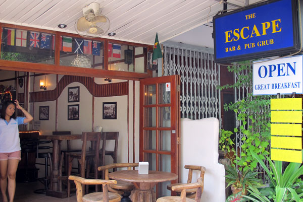 The Escape Bar & Pub