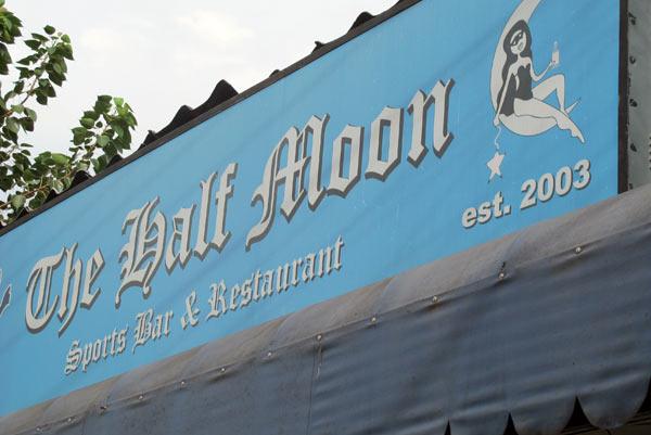 The Half Moon Pub