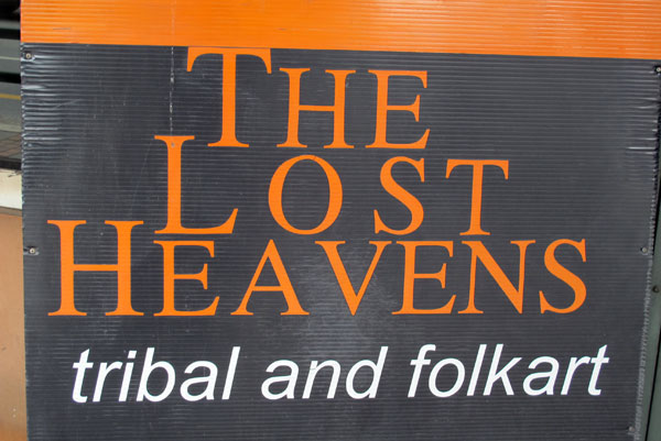 The Lost Heavens