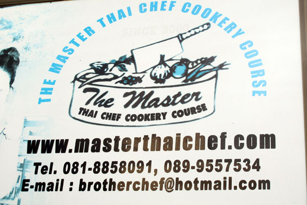 The Master Thai Chef Cookery Course