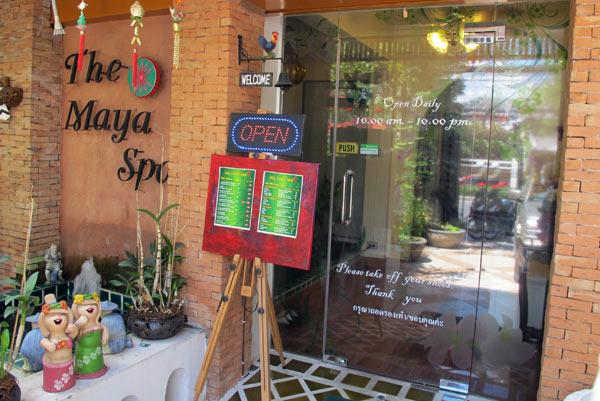 The Maya Spa