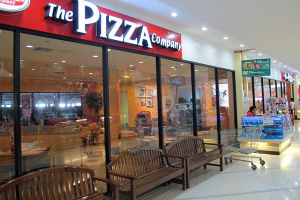 The Pizza Company @Tesco Lotus Chiang Mai Kad Kamtiang