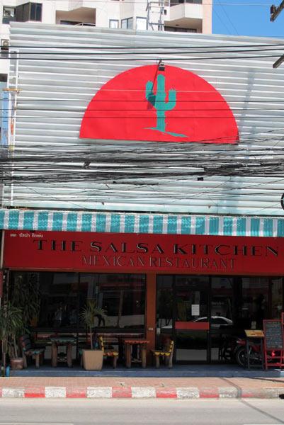 The Salsa Kitchen