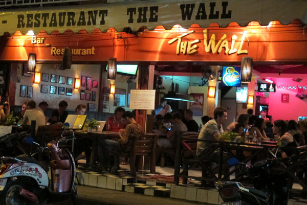 The Wall Restaurant