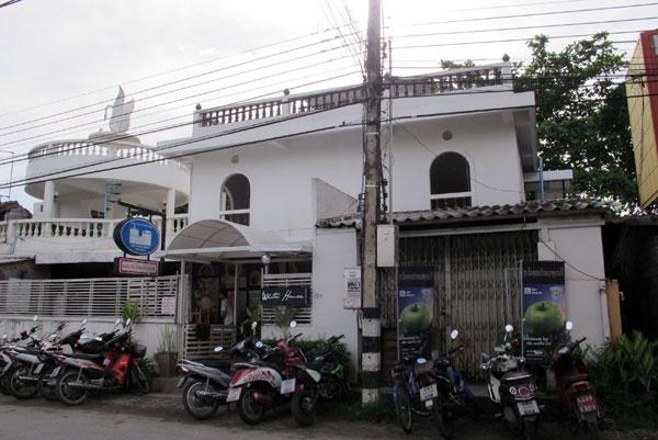 The White House Chiang Mai (Restaurant)