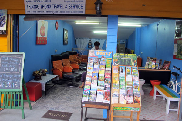 Thoong Thong Travel & Service