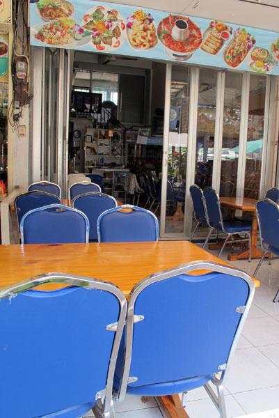 Tironui Restaurant @Anusarn Market