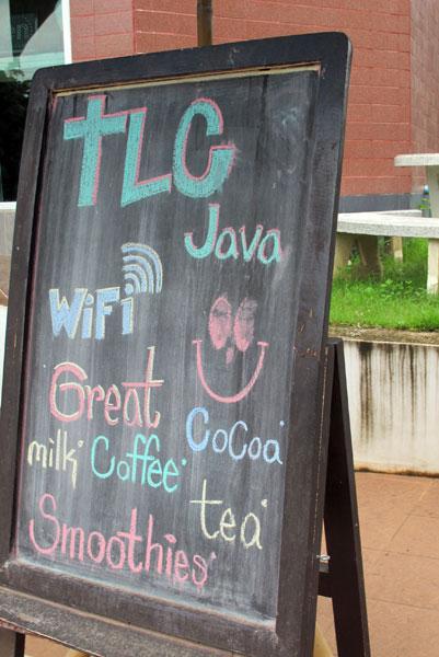 TLC Java Coffee Shop
