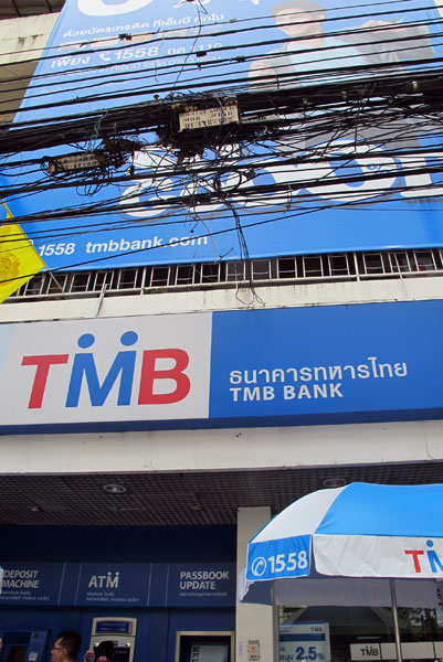 TMB Bank (Chang Klan Rd)