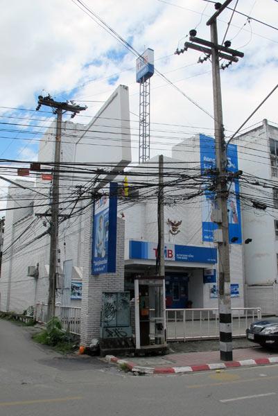 TMB Bank (Chang Moi Rd)