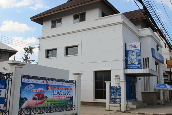 TMB Bank (Chiang Mai-Lamphun Rd)