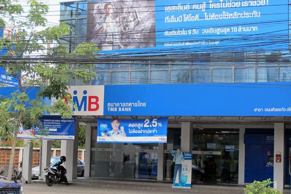 TMB Bank (Huay Kaew Rd)