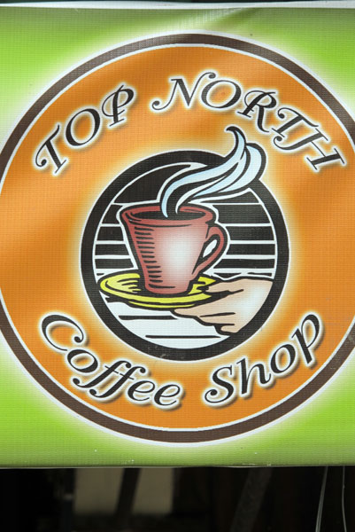 Top North Coffee Shop (Ratchamanka Rd Soi 3)