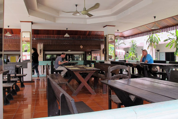 Top North Restaurant @Top North Guest House