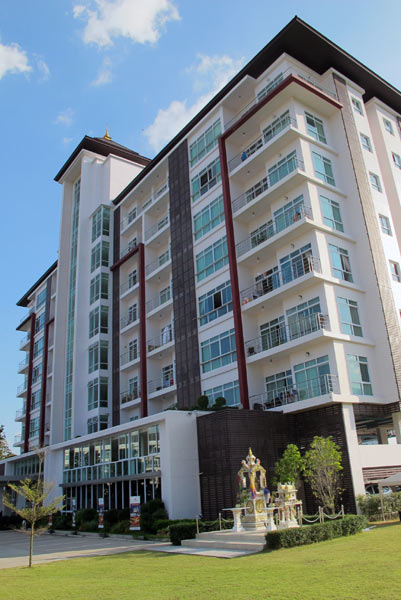 Touch Hill Place Condominium