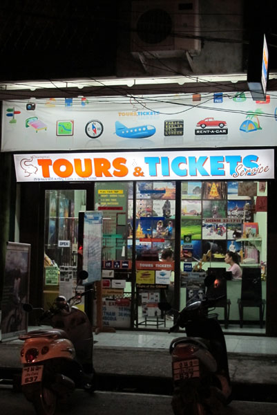 Tours & Tickets Service