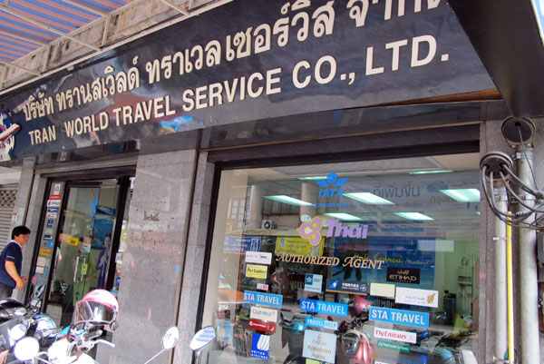 Tran World Travel Service Co., Ltd.
